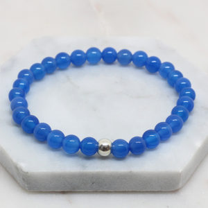 Achat blau