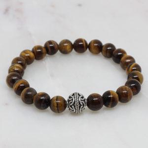tigerauge Marleys beads