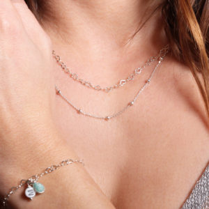 Double Love Kette Layering