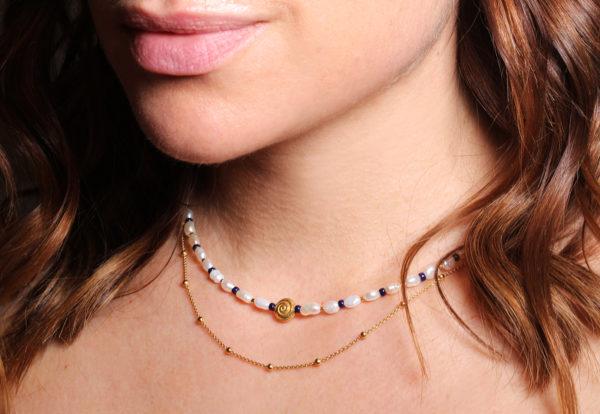 Steffiliebt Perlenkette