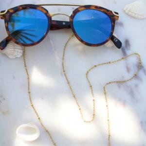 Brillenkette All Gold