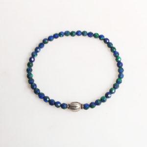 Armband Azurit Malachit // Marleys Beads