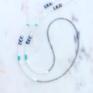Peacock Brillenkette