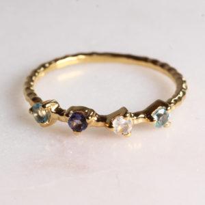 Topas Ring Gold