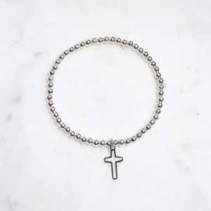 Classic Cross // Just silver