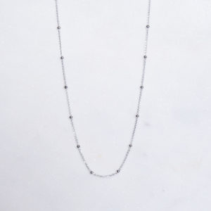 Kugelkette 925 Silber