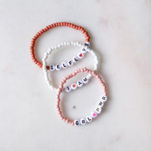 Charity Armband 3er-Set