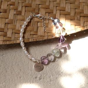 Armband All I need 925 Silber