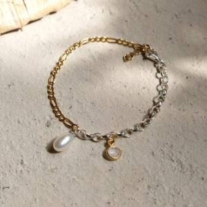 Armband Gamechanger 925 Silber vergoldet