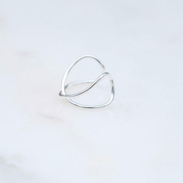 Earcuff 925 Silber