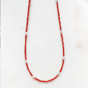 Kette The Red 925 Silber